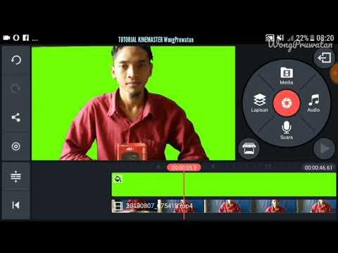 Hai, Assalamualaikum. Di video kali ini aku akan membahas gimana cara edit green screen tanpa green .