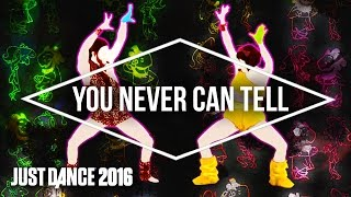 Just Dance 2016 - You Never Can Tell by A. Caveman & The Backseats - Official [US]