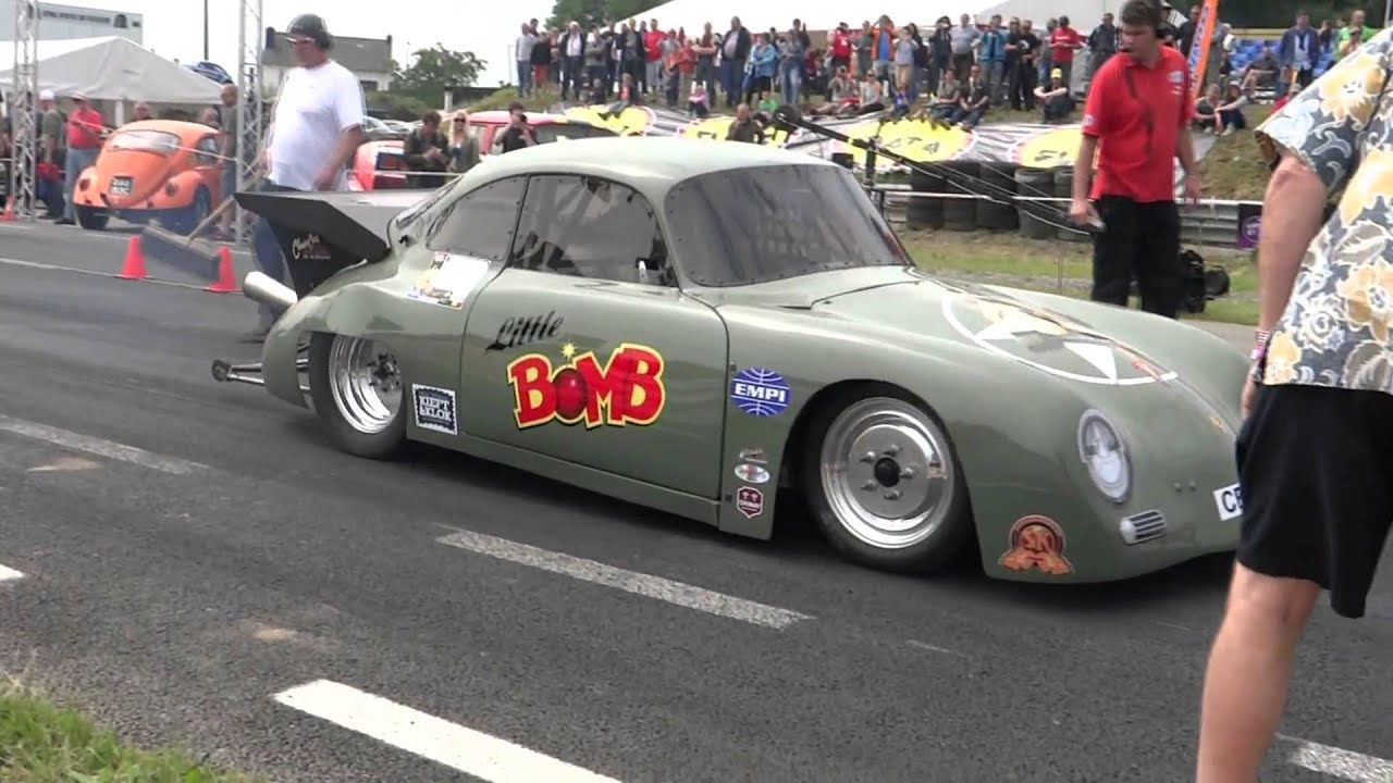 2013 Ebi 5 Chimay Porsche 356 Little Bomb 1 4 Mile 12