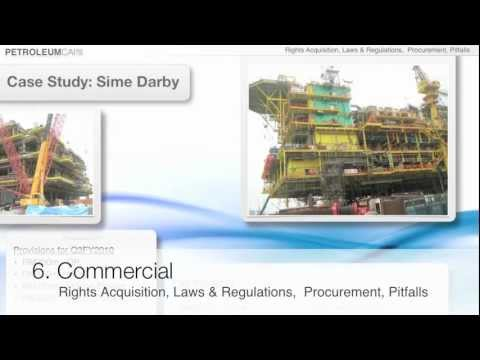 Oil & Gas Economics, Risks & Analysis
