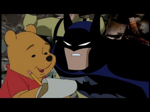 The New Adventures of Batman and Winnie The Pooh intro