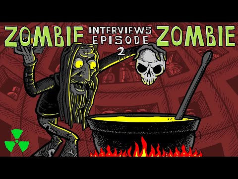 ROB ZOMBIE - Ep. 2: Zombie Interviews Zombie - The Lunar Injection Kool Aid Eclipse Conspiracy