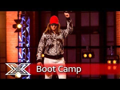 Honey G takes on TLC's Creep | Boot Camp | The X Factor UK 2016