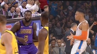 "NBA ""Mocking Other Players"" COMPILATION"