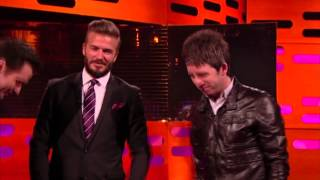 Noel Gallagher Live Ballad of the Mighty I + Interview The Graham Norton Show