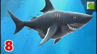 Hungry Shark Heroes | Bull Shark - Android Gameplay FHD Part 8