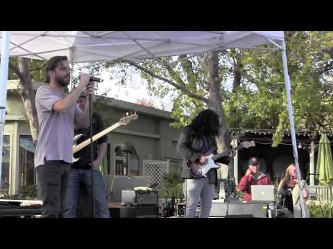 Bad Jones, West End Village Fair, San Rafael CA 11-17-13