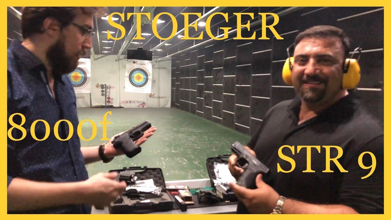 Stoeger 8000FT ve Stoeger STR-9 Teşekkürler Stoeger !!!