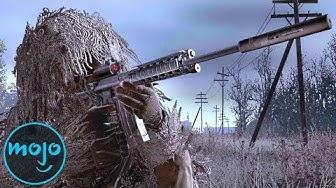 Top 10 Best Sniping Games