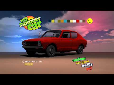 Hardcore My Summer Car #1