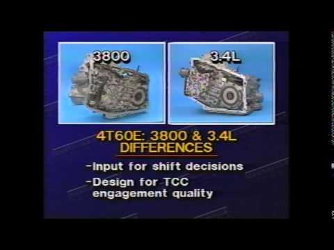 Фото к видео: 4T60E диагностика