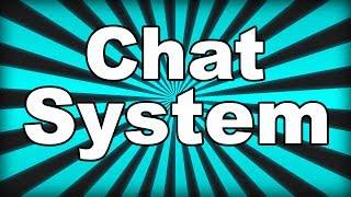Wie man eine Chat-System-Nachricht | Roblox