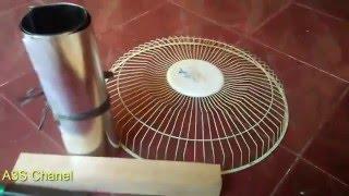 Membuat Antena UHF sederhana