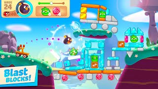 Angry Birds Journey Android Gameplay