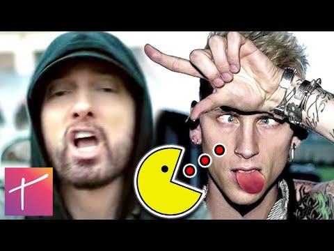 Eminem 'Stan' Releases MGK DISS Annihilating MGK Using 'Rap Devil' Beat