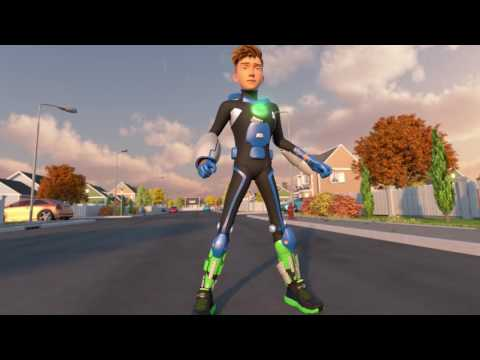 Skechers Kids – SKECH-X Cosmic Foam for Boys commercial