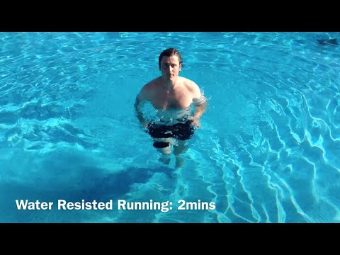 Pool Recovery Session for Runners & Triathletes