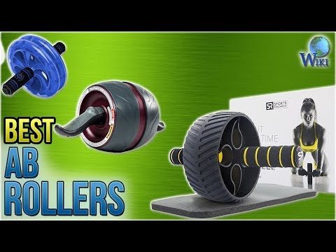 10 Best Ab Rollers 2018
