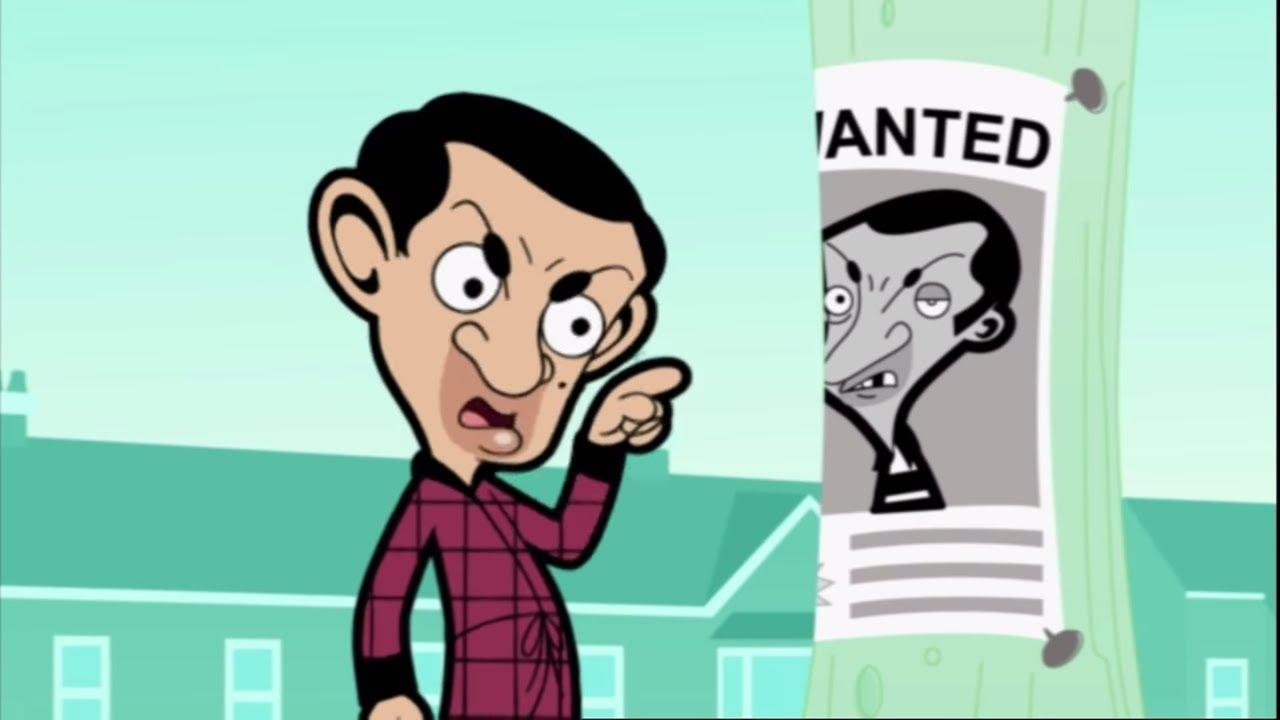 WANTED Bean   (Mr Bean Cartoon)   Mr Bean Full Episodes   Mr Bean Comedy