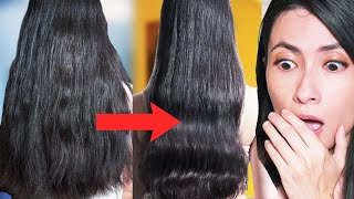 Is This The Best Keratin Hair Mask For Super Shiny Silky And Soft Hair
