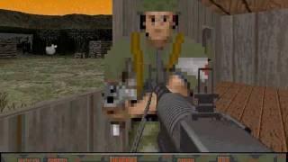 DOS Game: NAM