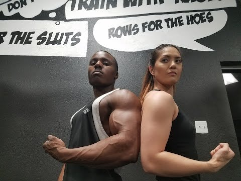 Pull Day With Vivian & Tips On Back Exercises: Ladies Lift Too!