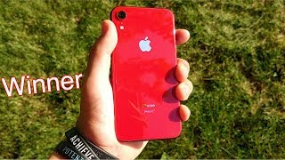 Why iPhone XR has Won?