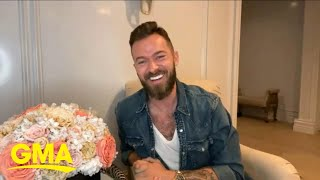 Artem Chigvintsev makes his return to 'Dancing With the Stars' l GMA