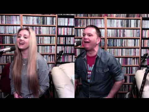Me Singing 'Taxman' By The Beatles With My Dad! (Cover By Amy Slattery)