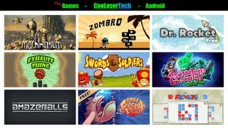 #128 Top 10 Android GAMES of The Week - Dr Doom Zombie