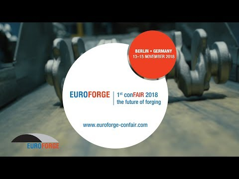 EUROFORGE - 1st conFAIR 2018