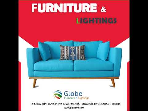 Best Furniture & Lightings Stores  In Hyderabad | Globe