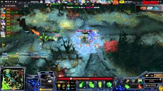 "Sector V vs Team Dilecom (Game 4) (Final Three Spirits) - ""Cast"" Mr.Choco"