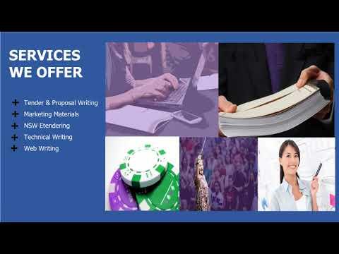 Tender Proposal Format - Madrigal Communications