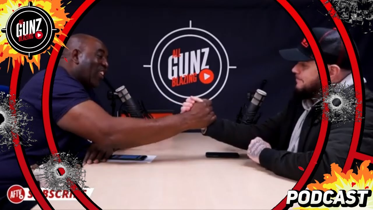 Why Winning The Europa League May Be Harder Than Getting In The Top 4! | All Gunz Blazing Podcast