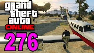 Grand Theft Auto 5 Multiplayer - Part 276 -  Free Roam Fun (GTA Online Let's Play)