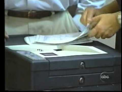 2000 Election November 17, 2000 World News Tonight