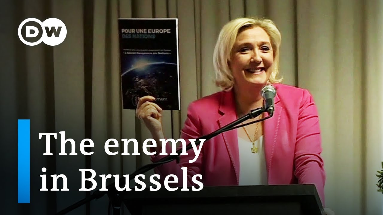The Enemy in Brussels