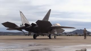 STILL THE BEST  US Military F-22 Raptor alway ready to make the jealous in the comments section