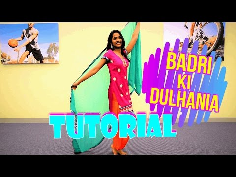 Badri Ki Dulhania | Dance Tutorial