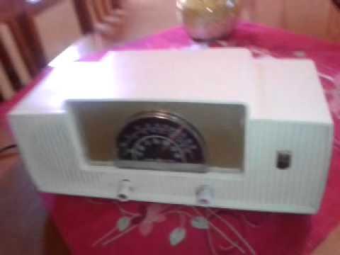 Download Raríssimo General Electric Americano/1955 Model 428 Funciona