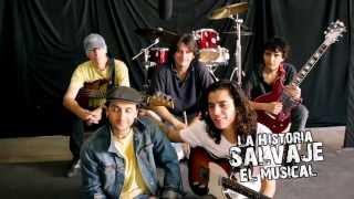 La Historia Salvaje El Musical. Promo Banda
