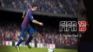 FIFA 13: Walkthrough - Demo - ENDING