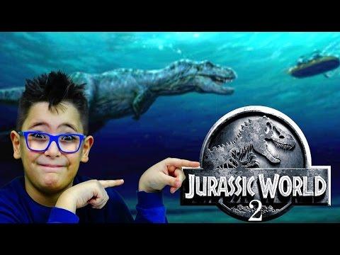 JURASSIC WORLD  2 - Leonardo D