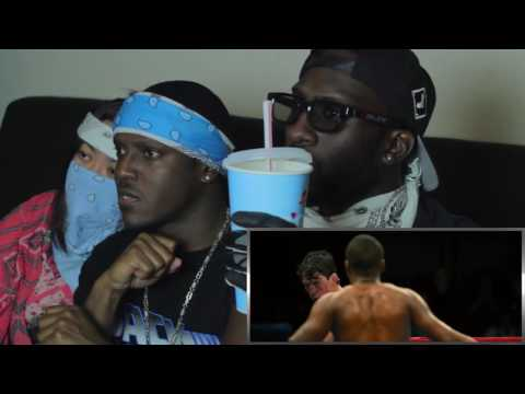 Bleed for This (Official Trailer 1) Reaction