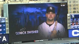New York Yankees Starting Lineup 8/13/11