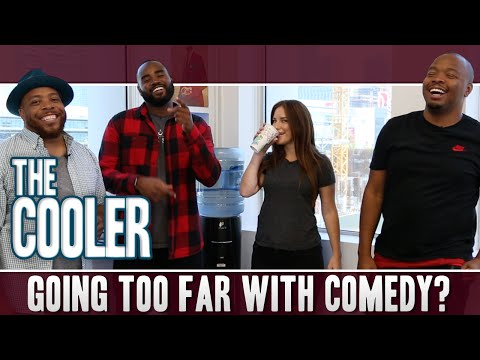 Can you go too Far with Comedy?