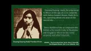 Dayang Dayang [The Original] - mysteriously unknown artist