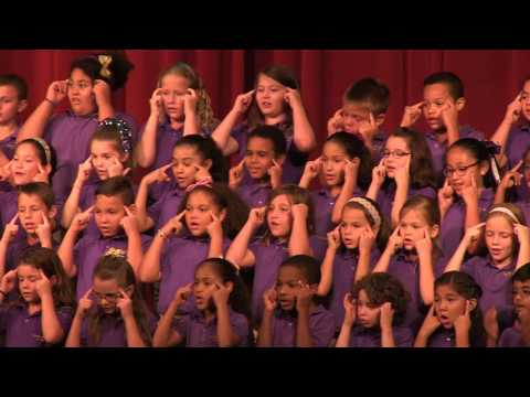 Primary Choir-Spring Concert 2017