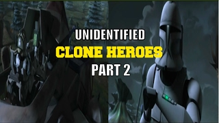 5 heroic acts performed by unnamed clone troopers part 2